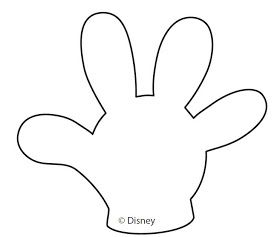 17 Best ideas about Mickey Mouse Stencil on Pinterest