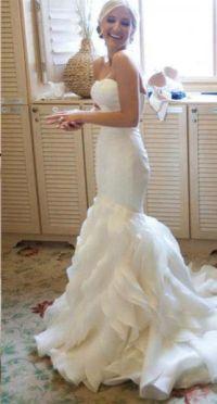 25+ best ideas about Mermaid Wedding Dresses on Pinterest ...