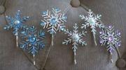 elsa frozen inspired snowflake
