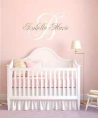 1000+ ideas about Baby Wall Decals on Pinterest | Nursery ...