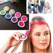 ideas hair chalk