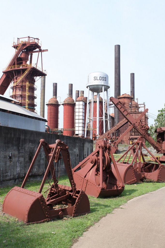17 Best images about Sloss Furnace on Pinterest