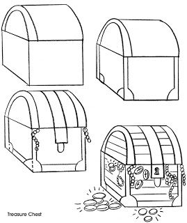 1000+ ideas about Treasure Chest Craft on Pinterest