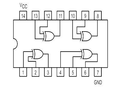 Circuit diagram, Electronic circuit and Gates on Pinterest