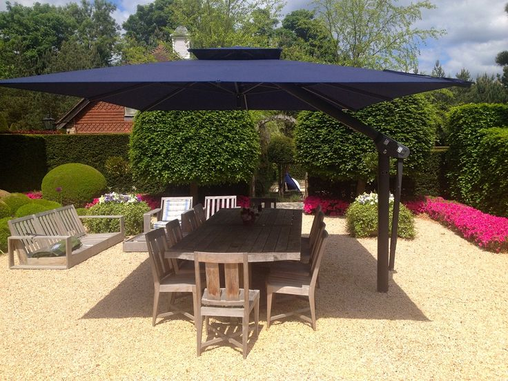 Best 25+ Large Patio Umbrellas ideas on Pinterest