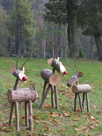 25 Best Ideas About Christmas Garden On Pinterest Wooden