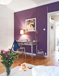 25+ best ideas about Purple accent walls on Pinterest ...