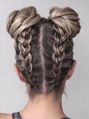 ideas cute braided