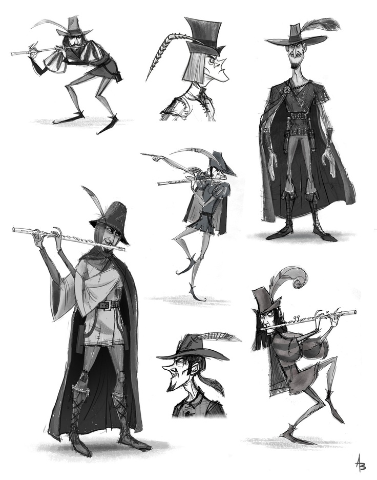418 best images about Character Design on Pinterest