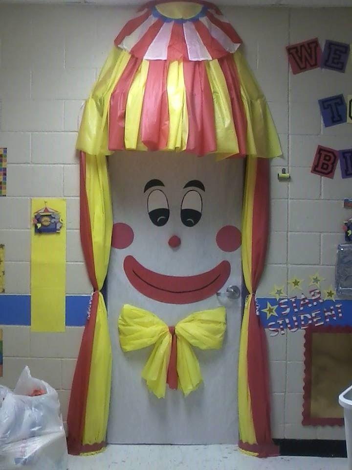 Clown Door