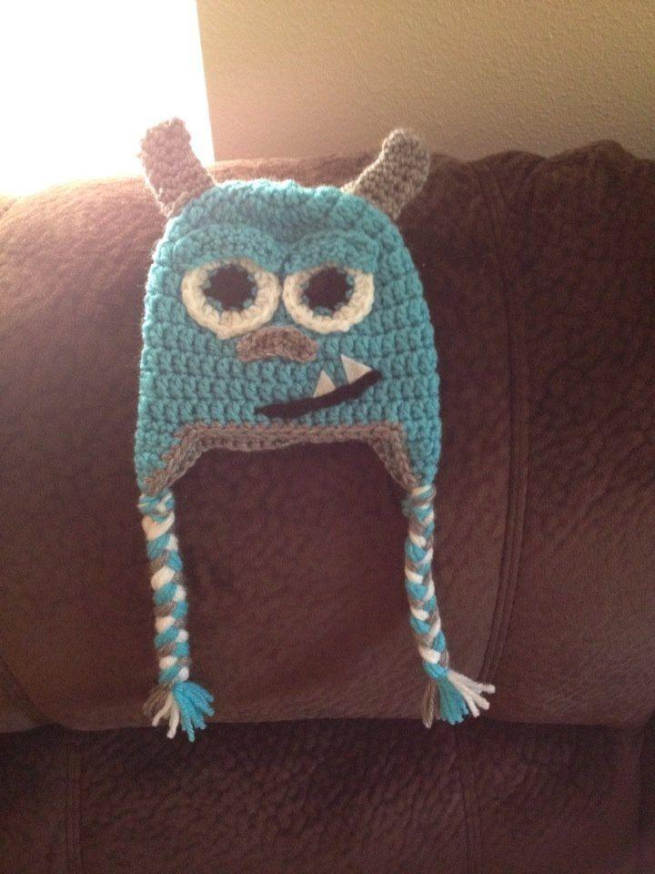 25 Best Ideas About Monsters Inc Crochet On Pinterest