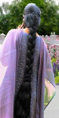 178 best Indian Long Hair Braid 2 images on Pinterest ...
