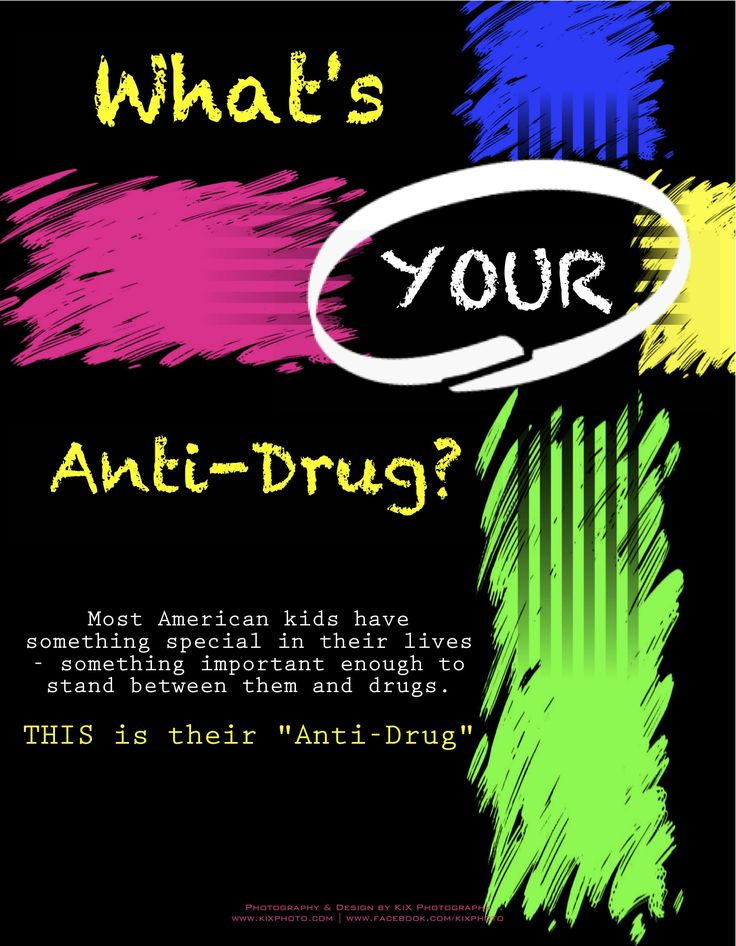 Whats Your Anti Drug Brochure KiX Photo What's YOUR