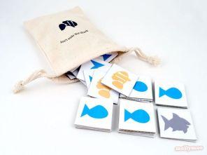 mollymoocrafts.com - Don't Wake The Shark – Matching Pairs