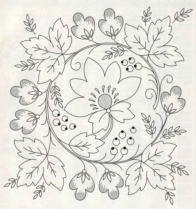 1032 best images about Crewel embroidery on Pinterest