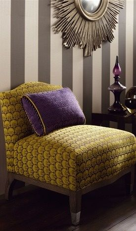 eggplant sofa foam flip bed 17 best images about color decor on pinterest ...