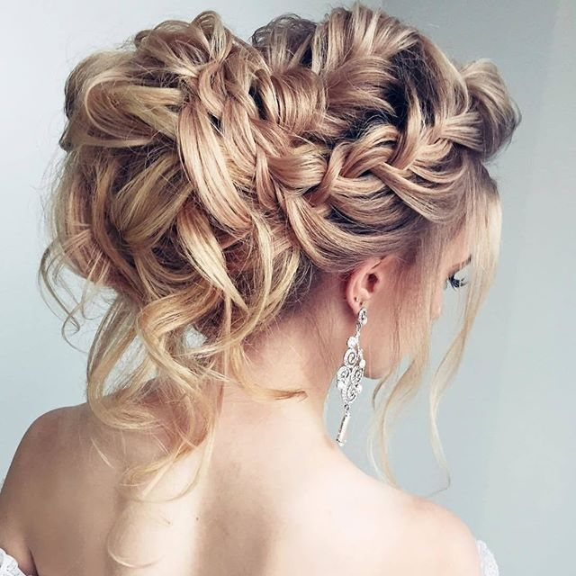 398 best images about Hairstyles and up dos for weddings