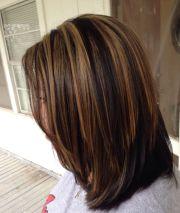 carmel highlights hair