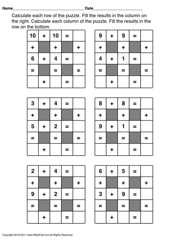 17 Best images about Grade 2 Math Worksheets on Pinterest