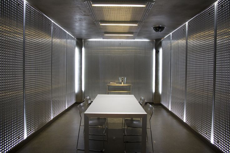 Interrogation Room Castle Pinterest Wake Up Chang E