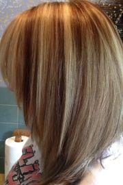 multi warm blonde foil hair sara's