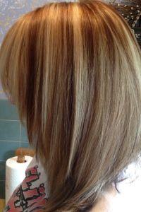 Multi warm blonde foil hair | Sara's hair creations ...