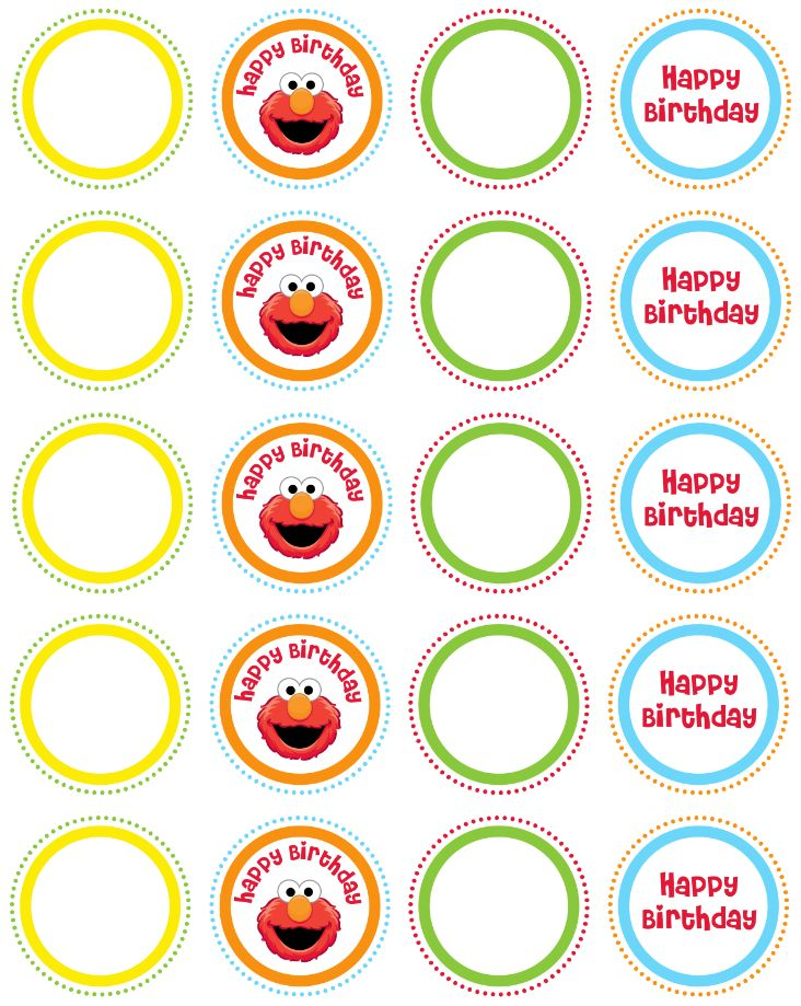 497 Best Images About Sesame Street Printables On Pinterest