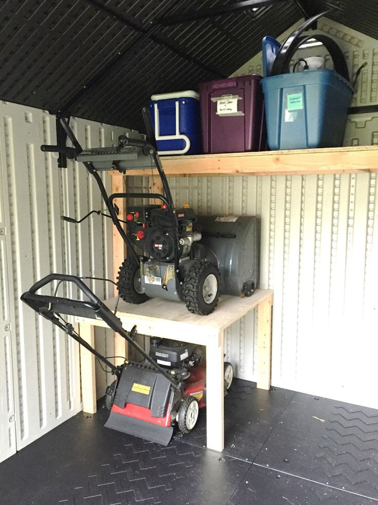 Best 10 Shed Organization Ideas On Pinterest Yard Tool