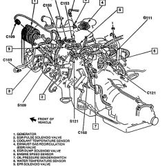 1982 Chevrolet Truck Wiring Diagram Capacitor Hvac Basic Car Parts | 1989 Chevy Pickup 350 Engine Exploded View - Projects ...