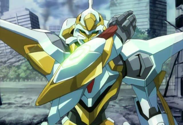 Knightmare Frame Shinkirou
