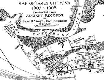 17 Best images about New Towne (1620s-) at Jamestowne