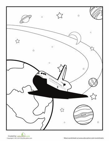 75 best Space Preschool Theme images on Pinterest