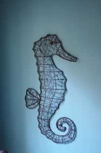33 best images about Seahorse on Pinterest | Free pattern ...