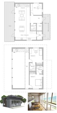 156 best images about Casa (planos). on Pinterest | House ...