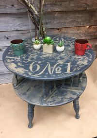 25+ best ideas about Distressed coffee tables on Pinterest ...