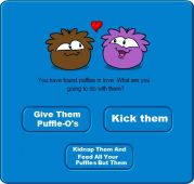 free puffle codes cp club
