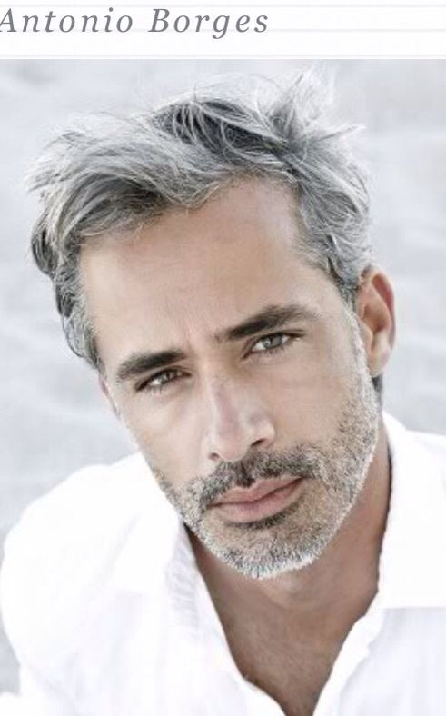 405 best Gray Haired Man images on Pinterest