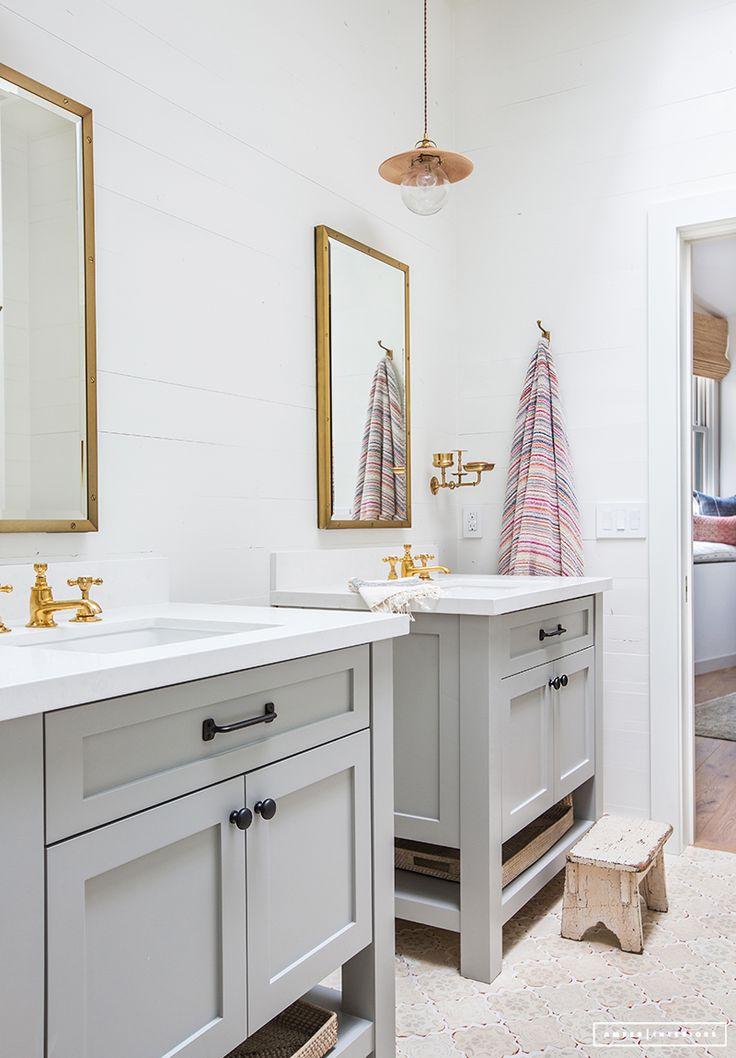 25 best ideas about Gray vanity on Pinterest  Grey