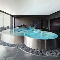 Big Bathtub!! | Bathroom | Pinterest | Swimming, Love this ...