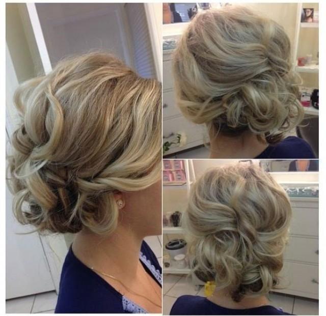 Hochzeit Frisuren – Brautjungfer Haar-Love This! #2056384
