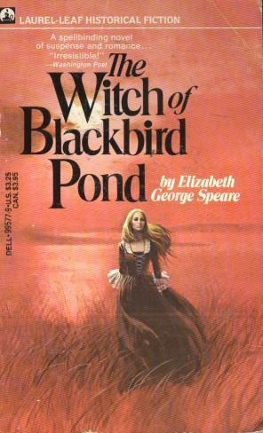 WitchBlackbird3 Top 100 Childrens Novels 36 The Witch of