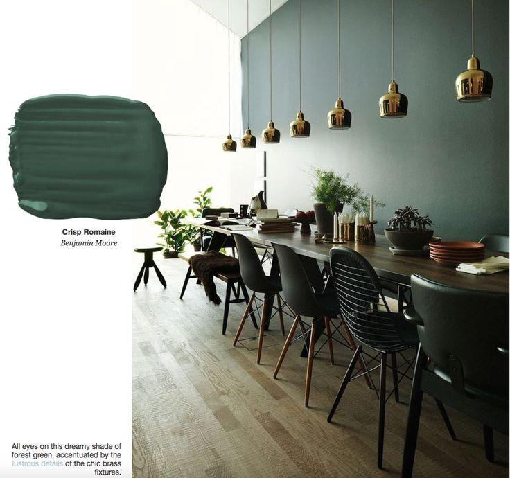 pinterest paint colors for living room ideas wood burning stove crisp romaine benjamin moore | greenery ...