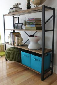 17 Best ideas about Reclaimed Wood Bookcase on Pinterest ...