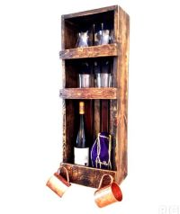 How To Make A Wine Barrel Liquor Cabinet