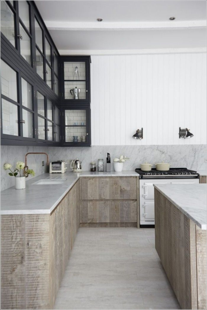 138 Awesome Scandinavian Kitchen Interior Design Ideas  Kitchen ideas Loft kitchen and Rustic