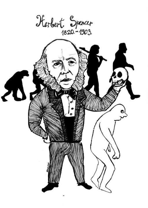 Herbert Spencer- Social Darwinism