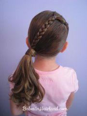 ideas kid hair braids