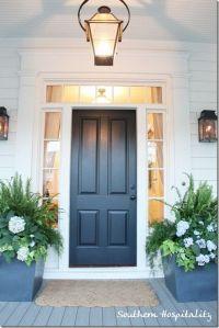 10 Best ideas about Front Door Planters on Pinterest ...