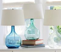 Best 20+ Glass table lamps ideas on Pinterest | Glass ...