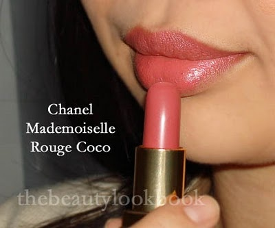 Chanel Mademoiselle Lipstick- best color lipstick and Chanel lipstick is the bes